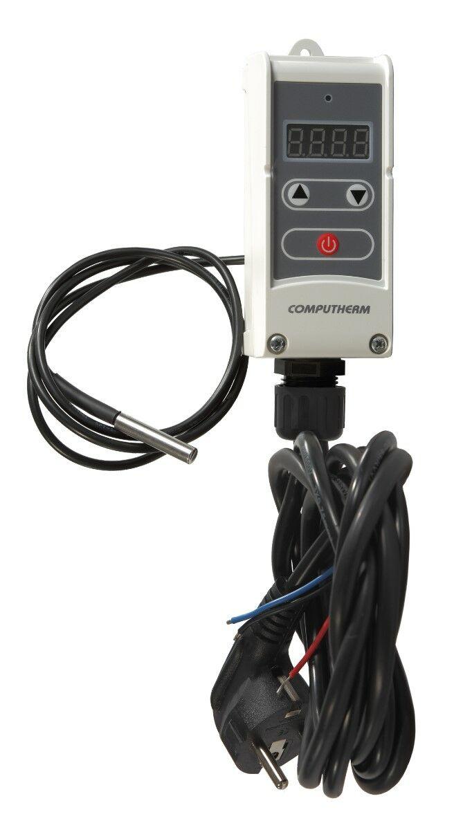 Uronski termostat sa žičnim osjetnikom - Computherm WPR-100GC