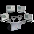 Computherm Q8RF bežični multizonski prijemnik i termostati