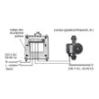 Spajanje prijemne jedinice na cirkulacijsku pumpu