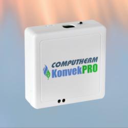 KonvekPro upravljač/regulator plinskih konvektora/peći
