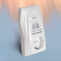 Q1RX bežični utikač-prijemnik s mogućnošću upravljanja RF termostatom (bez termostata)