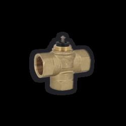 DN20-3 - trosmjerni radijatorski/zonski ventil za centralno grijanje