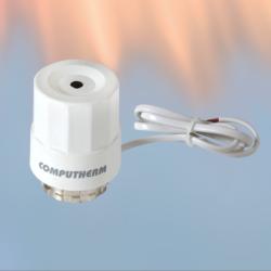 DF-110E- elektrotermički regulator/ventil za centralno grijanje
