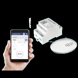 B300RF  wifi termostat sa bežičnim osjetnikom