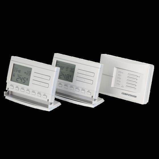 Computherm Q8RF multizonska bežična prijemna jedinica sa dva termostata