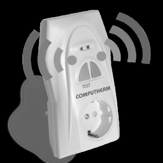 Utikač-pojačivač radio frekvencijskog signala