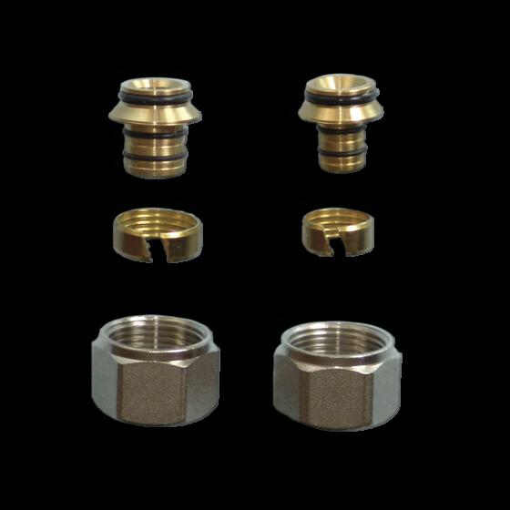 Spojnica za plastične cijevi Ø16 mm