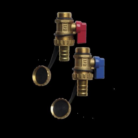 MF10 - slavina za ispuštanje tekućine iz sustava centralnog grijanja