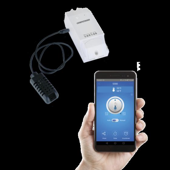 S300 wifi sobni termostat Computherm S300