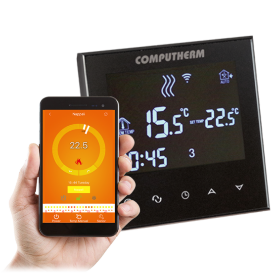 wifi termostat sa podnim senzorom